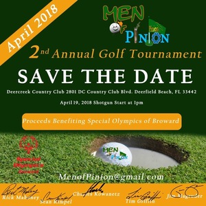 Pinion\'s 2nd Annual M.O.P\'s Golf Tournament
