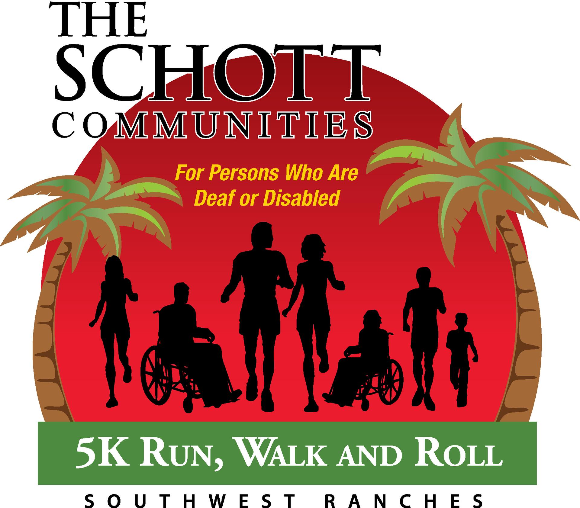 Schott Communities 5K Run , Walk & Roll