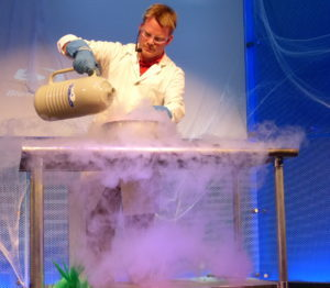Discovery After Dark: KABOOM! Explosive Science