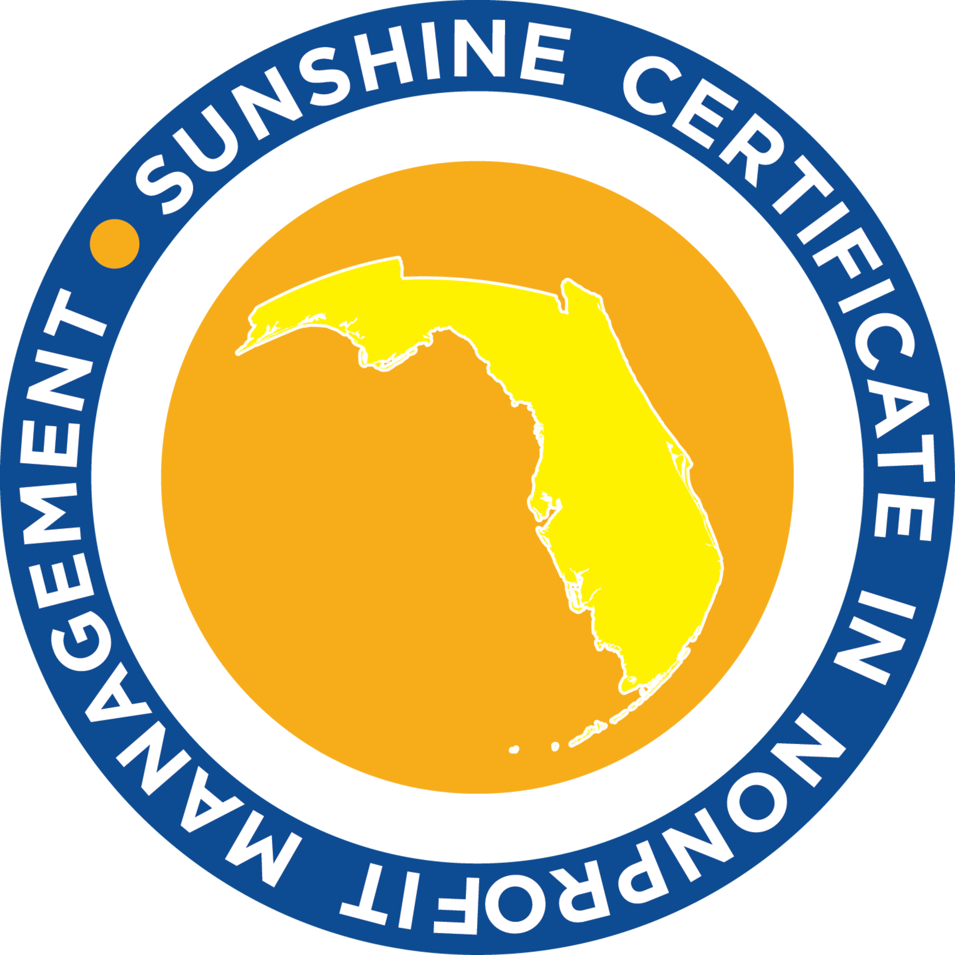 Florida Nonprofits' Sunshine Certificate in Nonprofit Management