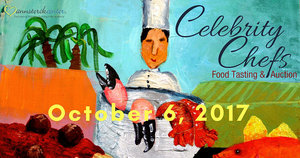 24th Annual Celebrity Chefs Food Tasting & Auction