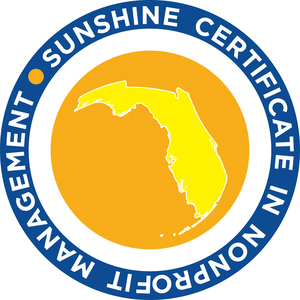 Florida Nonprofits - Sunshine Certificate in Nonprofit Management