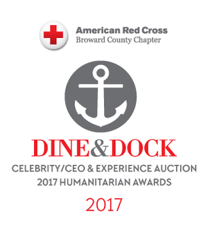 Dine & Dock Celebrity/CEO & Experience Auction 2017 Humanitarian Awards