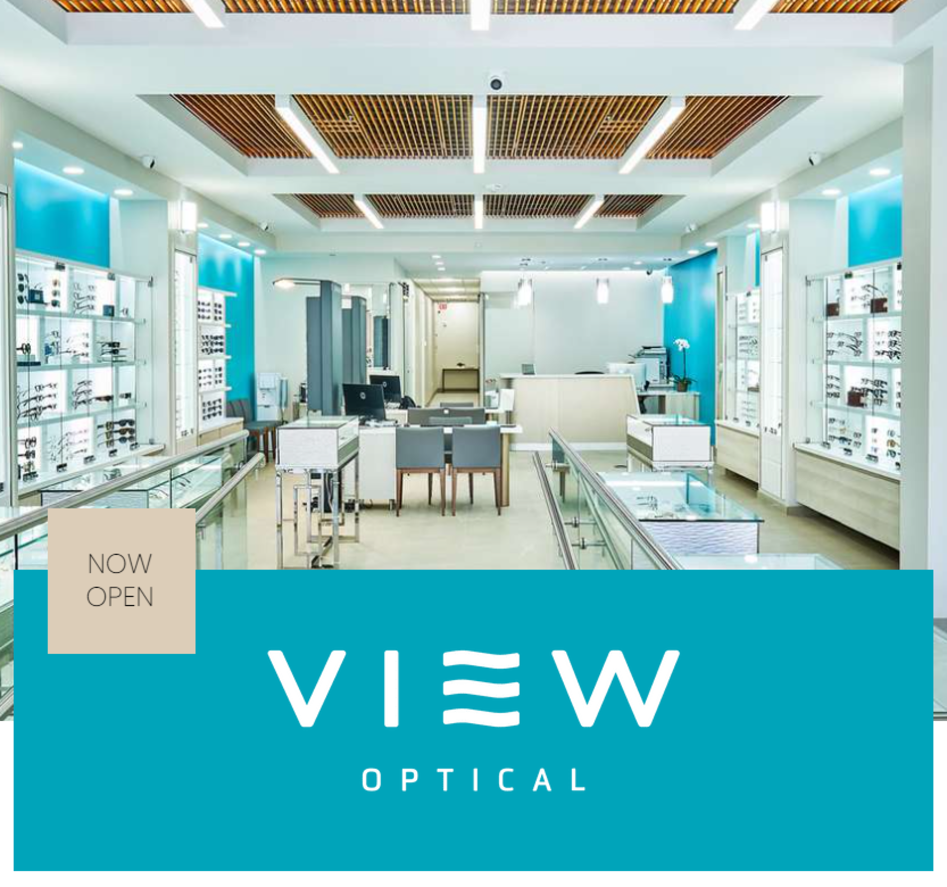 PRIVATE EVENT - Wine, Dine, & Clearer Eyes with View Optical