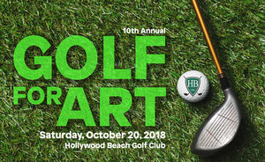 Art and Culture Center/Hollywood - 10th Annual Golf for Art