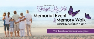 Healthy Mothers Healthy Babies  21st Annual Forget Me Not Memorial Event Memory Walk
