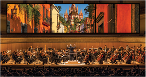 "Symphony of the Americas ""Magico"" Visual Concerto"