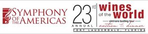 Symphony of the Americas WINES OF THE WORLD AUCTION & DINNER