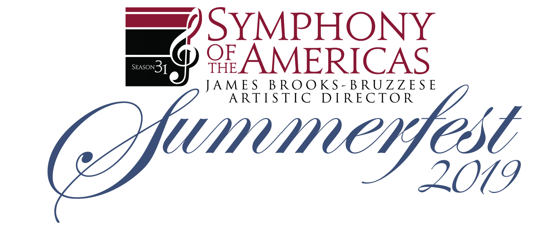 Symphony of the Americas presents Summerfest: Sail Away on a Musical Journey!