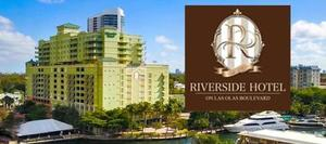 New Year's Eve Party at the Riverside Hotel