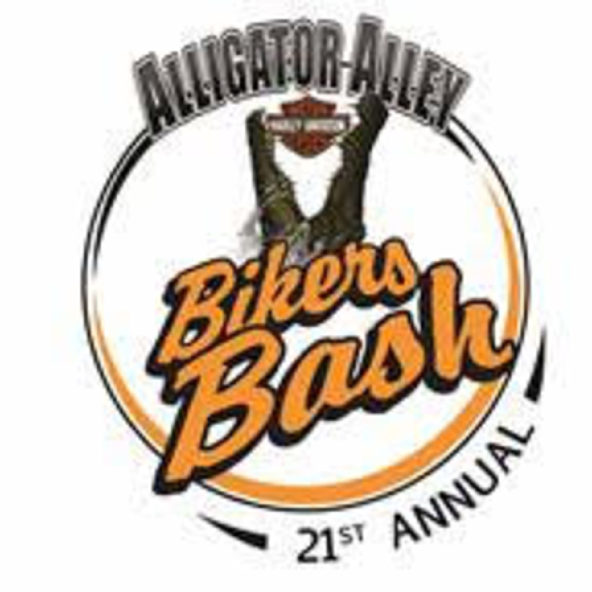 21st Annual Alligator Alley's Harley-Davidson Bikers Bash