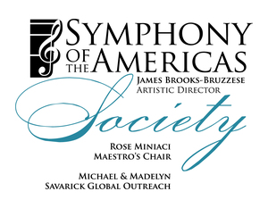 Symphony Of The Americas Society Champagne Dinner Musicale