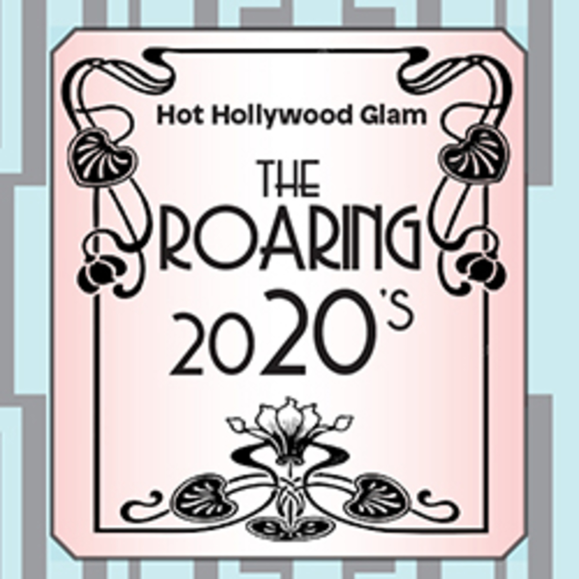Hot Hollywood Glam - The Roaring 2020\'s