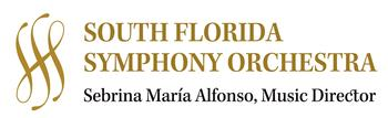 The South Florida Symphony Orchestra proudly presents \
