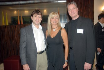 November 18, 2007 Il Lugano Hosts Greater Ft. Lauderdale Chamber of Commerce