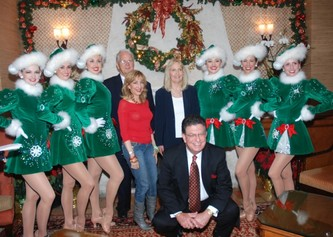 "November 27, 2007 The Las Olas Co. & Rockettes kick-off ""ROCK'N"" HOLIDAY"