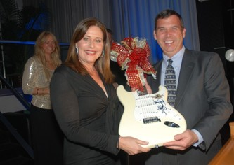 December 26, 2007 Lorraine Bracco honored at Grand Marshall Reception