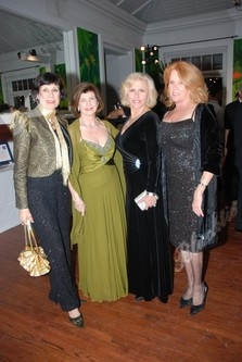 Erika King, Aurelia Corbitt, Betty Brody & Claudette Flitman