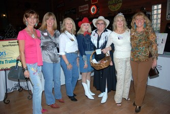 "April 19, 2008 PINION- ""Boots N Bets"" for Special Olympics of Broward County"