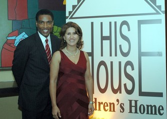 September 20, 2008 HIS HOUSE CHILDREN'S HOME HOSTS 6th Annual Charity Gala