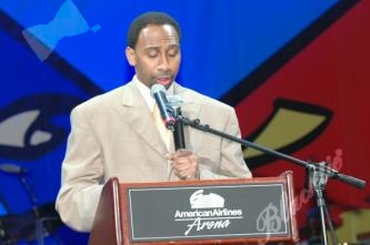 Stephen A. Smith host of Quite Frankly sports talk