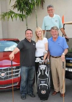 November 20, 2009 ED MORSE BAYVIEW CADILLAC, Winterfest Tennis & Golf, Presented by RUDEN McCLOSKY