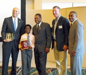 April 20, 2010 Big Brothers Big Sisters  - Breakfast with Miami Dolphins CEO Mike Dee