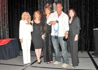 "May 20, 2010 Seminole Hard Rock Hotel & Casino Hosted ""Cuisine for Art"""