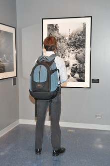 October 01, 2010 Clyde Butcher's photography exhibit Wilderness Visions of America kicks off @ Museum of Discovery & Science sponsored by American Express