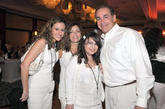 November 05, 2010 GRAY ROBINSON, PA WINTERFEST WHITE PARTY WOWED THE HARBOR BEACH MARRIOTT