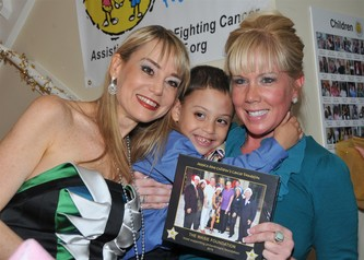 March 31, 2011 Jessica June Children's Cancer Foundation 2nd Annual STAR Event