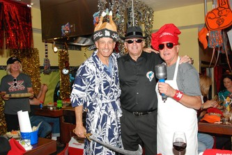 "August 20, 2012 Big Brothers Big Sisters ""Kabuki Celebrity Cook-off"""
