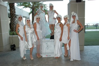 November 02, 2012 Winterfest® White Party Transforms South Florida into a Winter Wonderland
