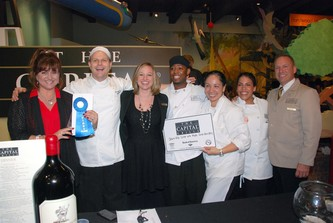 April 05, 2013 18th Annual Bank of America Wine, Spirits & Culinary Celebration benefits MODS