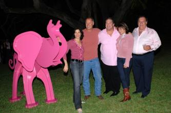 "November 17, 2006 ""Pink Elephants"" benefits Voices for Children Foundation"