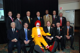 March 14, 2007 14th Annual Twelve Good Men Luncheon for Ronald McDonald House